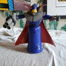 Toy Story DISNEY/Pixar Talking Zurg Toy used but in good condition still... - $49.50