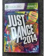 Just Dance 2014 (Microsoft Xbox 360, 2013) - $5.94