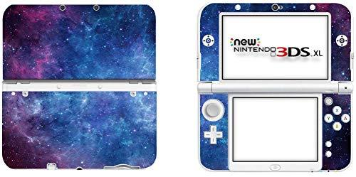 Taifond Decals Stickers Set Faceplate Skin for Nintendo New 3DS XL