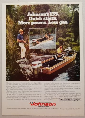 ... Johnson 135 HP Outboard Motors and 50 similar items. 12