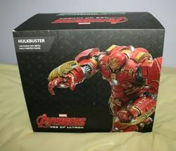 Marvel Hulkbuster Avengers Ultron 1:32 Cast Metal Fully Painted Ltd Ed Statue - $84.14