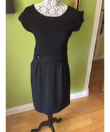 Spense Black Sheat dress, size 4 - $20.00