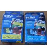 Brother At Your Side Ink Cartridge - VARIETY OF COLORS - BRAND NEW IN PA... - $19.99
