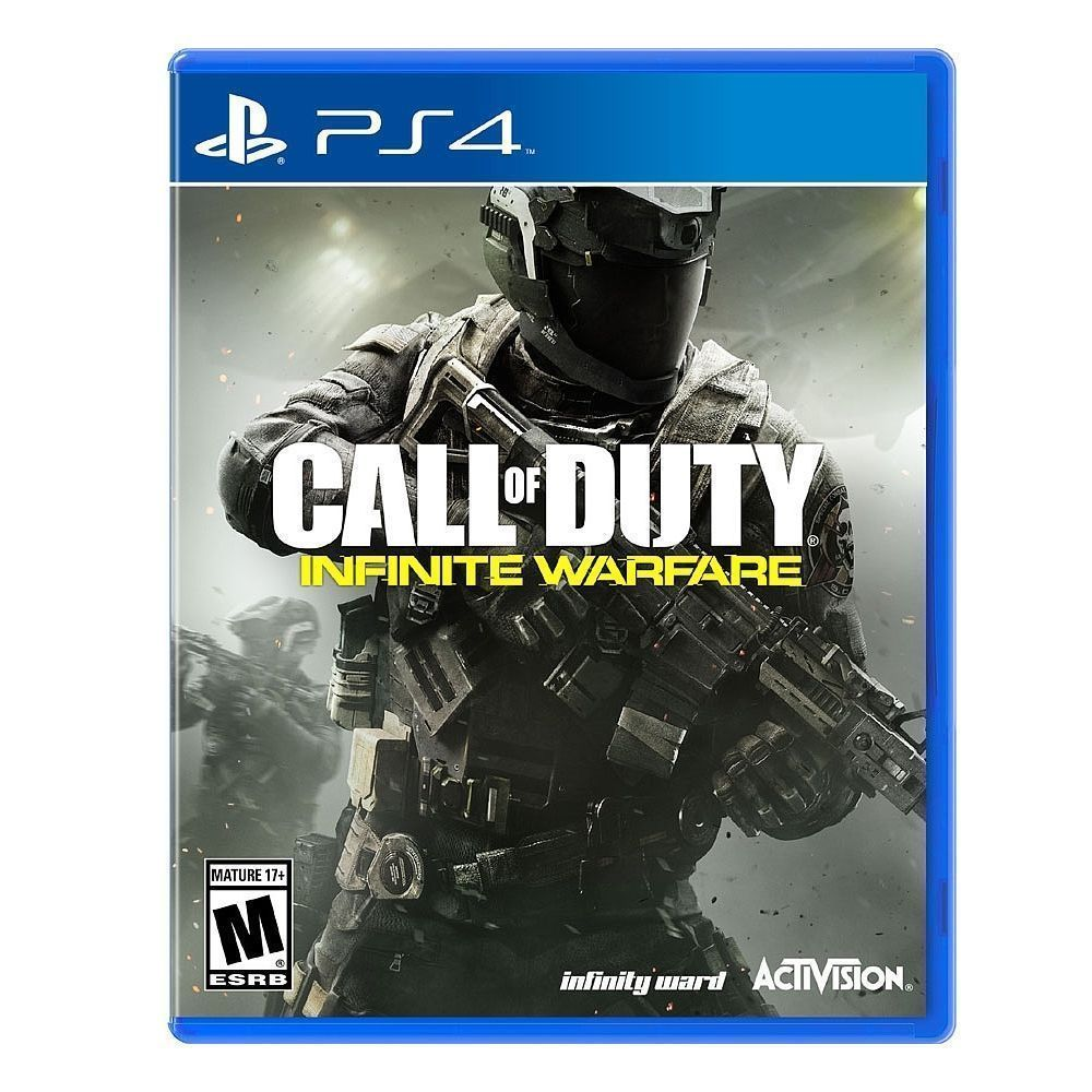 Call of Duty: Infinite Warfare (Sony PlayStation 4, 2016) PS4 Video Game New