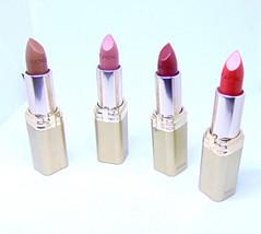 L'OREAL COLOUR RICHE Lipstick  0.13oz./3.6g Choose Shade - $7.95