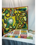VINTAGE 1960 The Game of LIFE Board Game Milton Bradley COMPLETE - $40.00