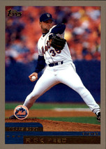 2000 Topps #346 Rick Reed New York Mets - $0.99