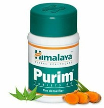 Himalaya Herbal Purim 60 Tablets Ayurveda Ayurvedic Herbal Product - $14.84+