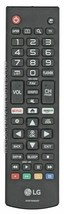 LG AKB75095307 (p/n: AGF76631064) TV Remote Control (NEW) - $18.76