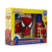 Marvel Spider-man Little Flashlight Adventure Pop-Up Board Book  Play-a-... - $19.90