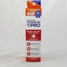 Welmedix HomeCare PRO Rapid Relief Rash Cream 4 oz Each EXP 03/2019 - $7.99