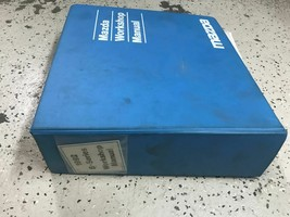 1992 mazda b2200 b2600 truck service repair workshop manual oem worn - $89.48