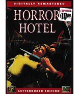 Horror Hotel aka City of the Dead (Widescreen DVD, 1998) - $10.99