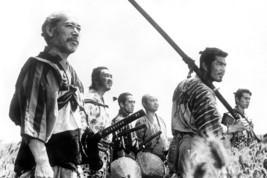 Seven Samurai Keiko Tsushima Takashi Shimura Toshir� Mifune 18x24 Poster - $23.99