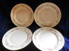 """Homer Laughlin Eggshell Georgian """"Cashmere""""  3 Dinner Plates - 9 3/4"""" - $14.80"""