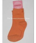 NWT Gymboree ALOHA WAHINE ORANGE BOW Socks 3 4 - $3.99