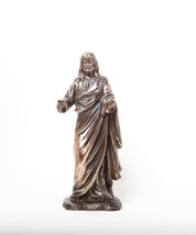 Jesus Christ Open Arms Orthodox Religious Resin Statue Figurine Home Dec... - $35.99