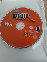 Nintendo Wii M&M's Beach Party ~ COMPLETE image 3