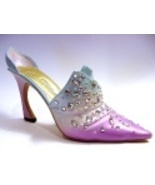 Passion's Flame in Lavender/Pale Pink/Soft Blue... - $99.99