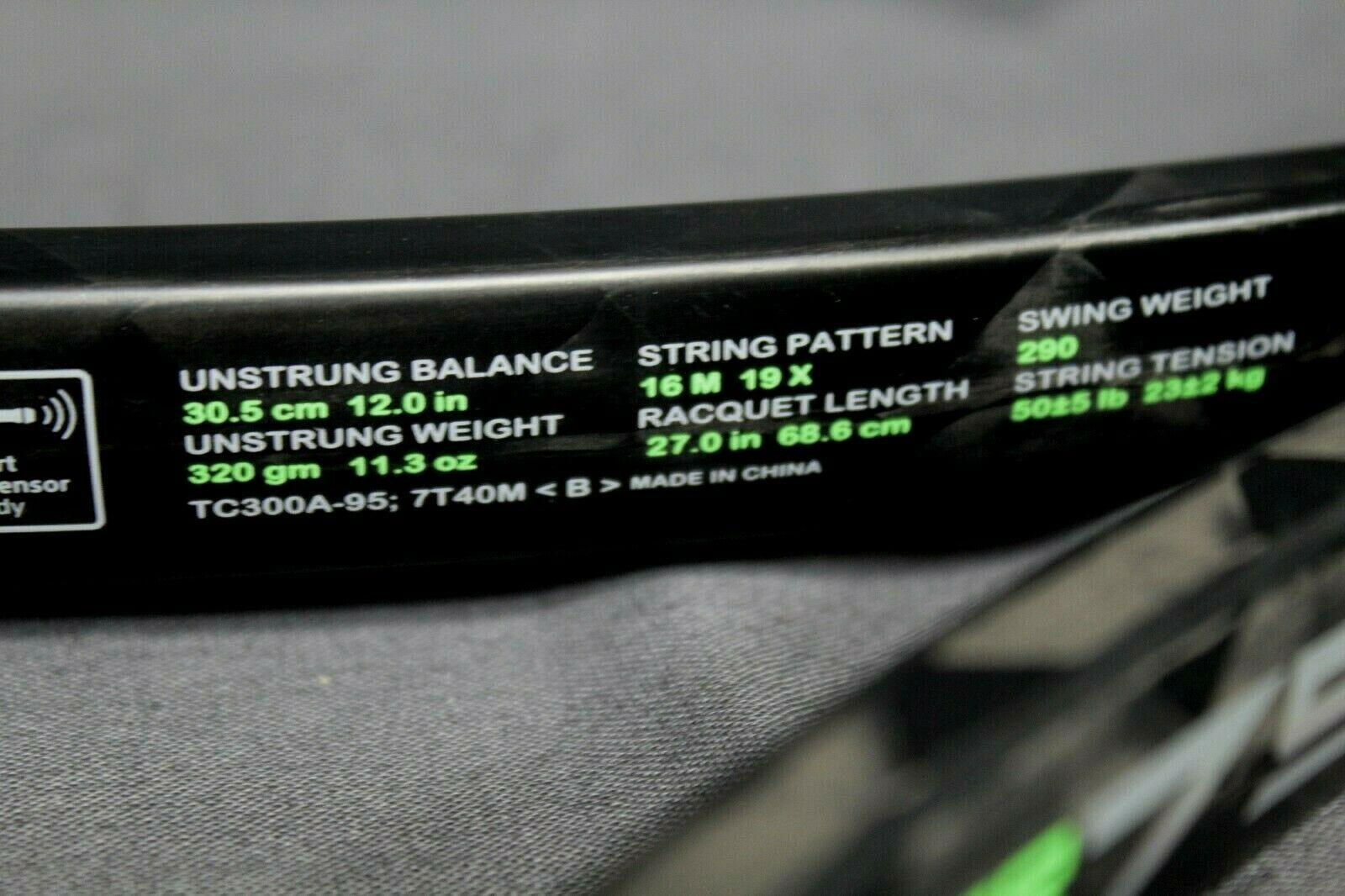 NEW Prince Textreme Tour 95 2015 Tennis Racquet 4 1/4 Strung