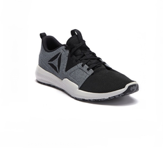 Reebok Hydrorush Training Sneaker, Black/Grey, Variety of Sizes - $73.99
