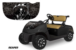 AMR Racing EZ Go Freedom RXV Golf Cart Hood Graphics Kit Sticker Wrap De... - $69.95