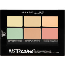 Maybelline Master Camo Color Correcting Kit - 100 Light  - $7.29