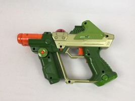 Tiger Lazer Tag Team Ops Green & Orange Blaster TESTED - $12.19