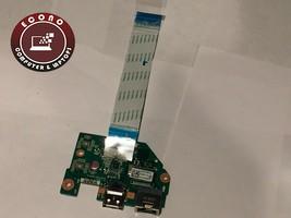 Toshiba C55t-C5300 Genuine USB LAN Board w/Cable A000388510 - $14.36