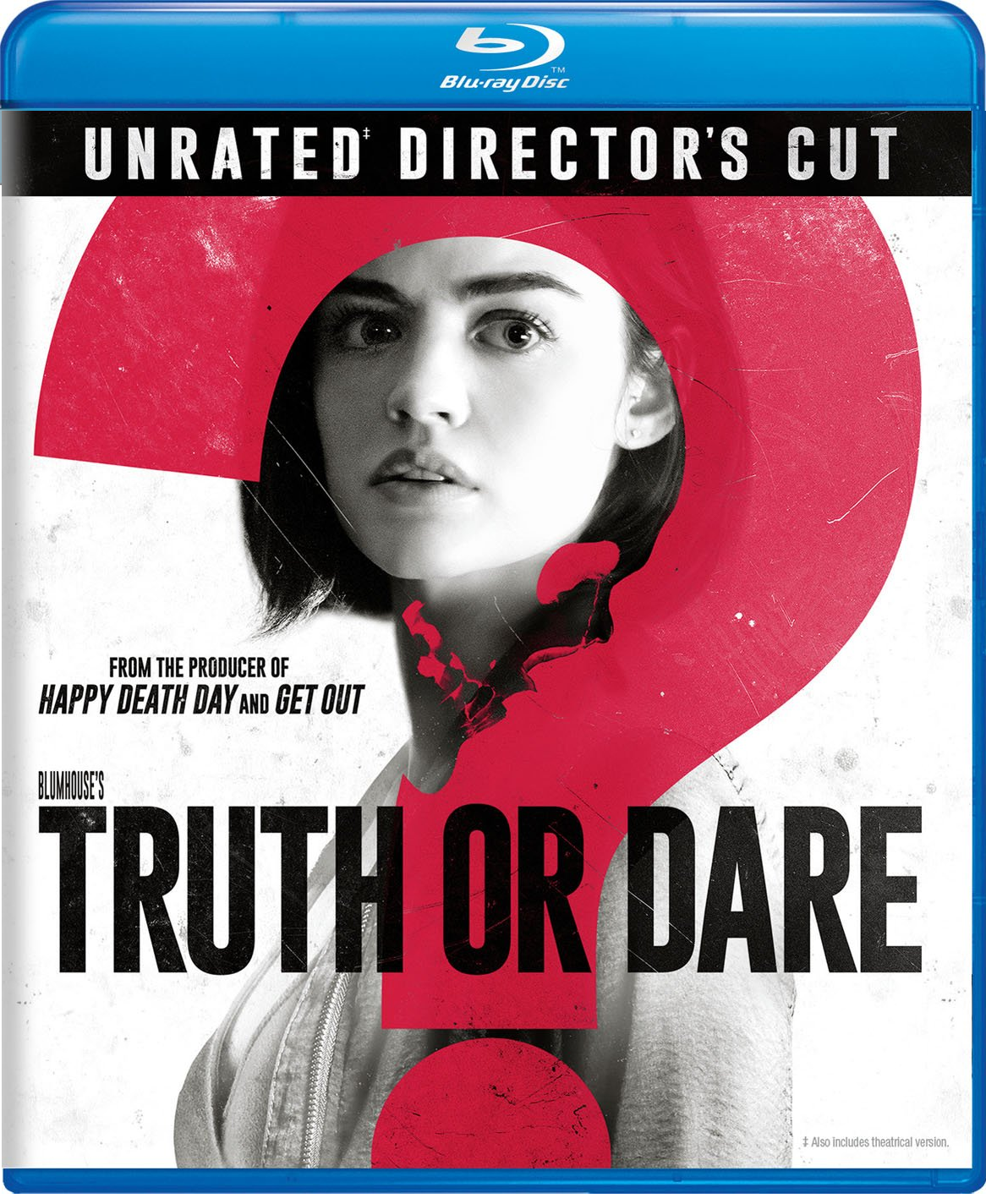 Truth Or Dare [Blu-ray+DVD, 2018]