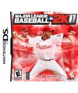 Major League Baseball 2K11 - Nintendo DS [Nintendo DS] - $24.22