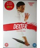 Dexter: Complete Season 1 Box Set Region 2 - $7.91