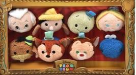 D23 Expo 2015 Disney Tsum Pinocchio 75th Anniversaire Coffret Japon Peluche - $210.80