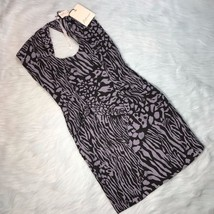 NWT Reformed By The Reformation Size Medium Animal Print Dress Urban Out... - £16.06 GBP