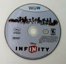 Wii U Disney Infinity 1.0 (Nintendo Wii U, 2013) Disc Only Tested - $4.95