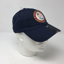 NWT Nike 2014 USA Paralympic Team Blue Adjustable Strap Hat USA One Hat ... - $37.86