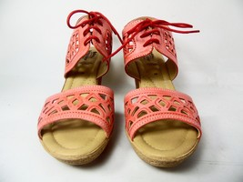 SPRING STEP LAMAY-COR  Coral Size 38 (US:7.5-8) - $67.72