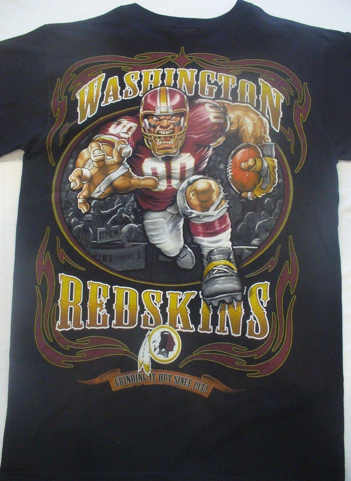 New WASHINGTON REDSKINS  RUNNING BACK  T Shirt  NFL TEAM APPAREL