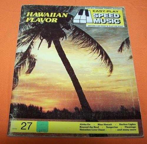 Book hawaiianflavor