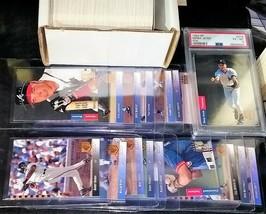 1993 Upper Deck SP complete set 290 cards NM-MT w/ Derek Jeter RC PSA 6 ... - $757.50