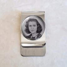 Your Custom Image Keepsake Photo Picture Stainless Steel Money Clip - $20.00