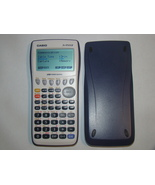 CASIO fx-9750GII - Graphing Calculator - $40.00