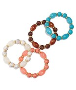 Avon Nature's Path Stretch Bracelets - $9.99