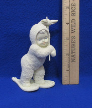 Snowbabies Dept Department 56 FigurineTheres No Place Like Home Winters ... - $11.87