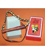 For The Boss A 33 Inch Leather Whip In Original... - $20.00