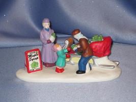 "Hearthside Village Collection ""Porcelain Maple Season"" Figure. - $12.00"