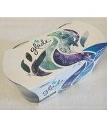 Glade 2 In 1 Candle Value Pack Moonlit Walk Wandering Stream Blue Air Fr... - $11.84