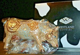 CowParade A Starry Night In Texas Item # 7255 Westland Giftware AA-191893 Vinta image 2