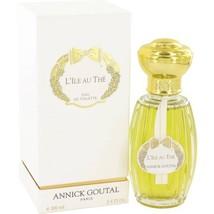 Annick Goutal L'ile Au The Perfume 3.4 Oz Eau De Toilette Spray image 2
