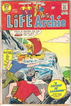 Life With Archie Comic Book #135 Archie Comics 1973 GOOD+ - $2.50